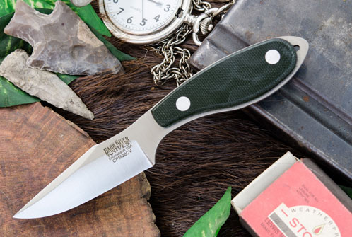 Harpoon Necker CPM 20CV
