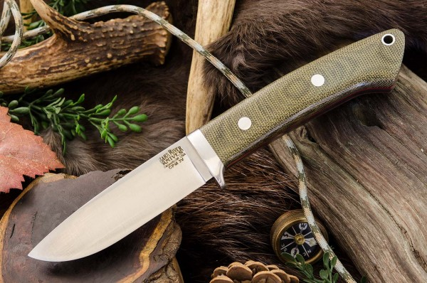 Classic Drop Point Hunter CPM 3V