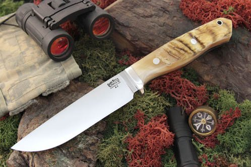 Camp & Trail Knife A2